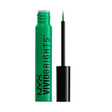 NYX Vivid Brights Eyeliner - VBL07 - Envy 0.06oz/2.0ml
