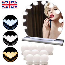 USB Led Bulb Vanity Hollywood Mirror Lights Makeup Bathroom Dressing Table Light