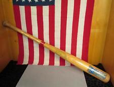 "Vintage Cooperstown Bat Co. Wood Baseball Bat Kansas City Royals 34"" MLB Nice!"