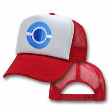 HOT POKEMON ASH KETCHUM COSTUME summer Cosplay Hat Visor Cap G gift