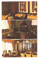 Vintage Postcard Holiday Inn Hotel Rawlins Wyoming Interior Rooms  K2