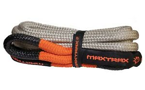 MAXTRAX 24MM X 10M KINETIC ROPE MBS:12000 kg/26455 lb SOLD OUT!!
