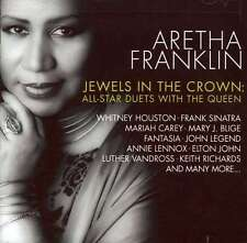 Jewels In The Crown: All-Star Duets with the Queen - Aretha Franklin CD ARISTA
