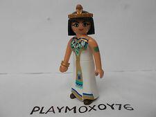 PLAYMOBIL. TIENDA PLAYMOXOY76. FIGURA DE EGIPCIA (CLEOPATRA).
