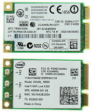 INTEL WIRELESS N WIFI CARD 533AN_MMW WIFI LINK 5300 802.11n A/B/G/N 480986 G66