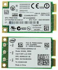 Intel 5300 SCHEDA WIFI HP COMPAQ ELITEBOOK 8530P 8530W 6930p 8730w 480986-001 G66