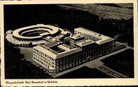 Bad Bramstedt Schleswig-Holstein Postkarte 1949 Blick auf die Rheuma Heilstätte