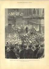 1881 IMPERIAL matrimonio cerimonia di Vienna nel Palazzo CHIESA DI CORONA