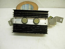 1973 -76 CORVETTE FACTORY AM-FM STERIO RADIO AMPLIFIER GM AMP U58 OPTION L82 454