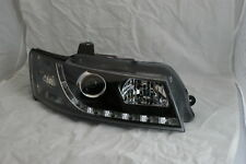 LED DRL LIKE Black Headlights to fit Holden Commodore VZ Series SV6 SS S Pack
