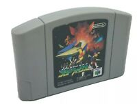 STAR FOX 64 Nintendo N64 Japanese CLEANED TESTED Cartridge Japan Cart Only