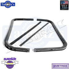 55-9 Chevy & GMC Truck Front Vent Window Seals Vertical Division Bars 2nd Series