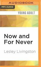 Once Every Never: Now and for Never by Lesley Livingston (2016, MP3 CD,...