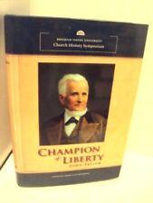 John Taylor: Champion of Liberty: John Taylor by Mary Jane Woodger (LDS BOOKS)