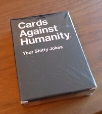 Cards Against Humanity - Expansion Set Your Sh*tty Jokes 50 Blank Cards New