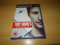 Tony Hawk's Project 8 (PS2)  new sealed pal version