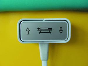 Hanning Handschalter f. E-Motor ,Therapieliege , Behandlungsliege, Massageliege