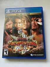 Fire Pro Wrestling World Day One Edition