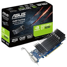 ASUS GeForce® GT 1030 2GB passiv (90YV0AT0-M0NA00)( NVIDIA, Grafikkarte)