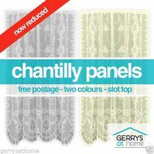 Unbranded Polyester Floral Panels