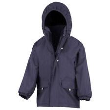 Cappotto blu casual per bambini dai 2 ai 16 anni