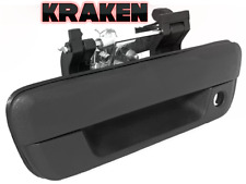 Kraken Tailgate Latch Handle For Chevy Colorado Canyon 04-12 W/Keyhole Textured