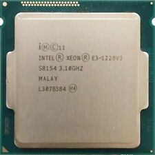 Intel Xeon Quad Core E5-1220v3 3.10GHz 8MB Cache SR154 LGA1150 CPU Processor