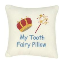 MY TOOTH FAIRY PILLOW : BOYS PRINCE CROWN with POCKET