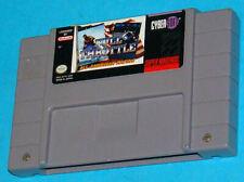Full Throttle - All-American Racing - Super Nintendo SNES - USA