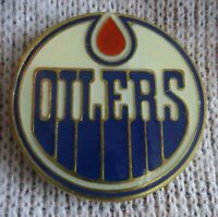 alter Pin Badge Nadel Edmonton Oilers Eishockey Sammlung DEL NHL # 1461