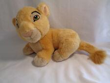 "Disney Lion King Soft Nala Plush Toy 8"" High"