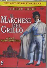 IL MARCHESE DEL GRILLO DVD Passworld EDIZIONE RESTAURATA DVD NUOVO