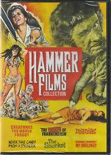 Hammer Film Collection 2 6 Films DVD
