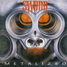 Sword - Metalized CD #48936