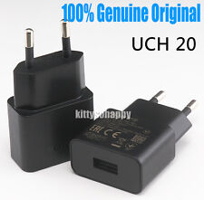 Genuine Original UCH20 USB Charger EU For Sony Xperia Z5 Premium Z4 Z3 M4 M5 C