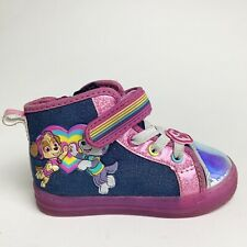 Paw Patrol Toddler's Sneakers Size 8