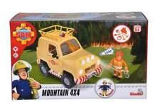 Simba Feuerwehrmann Sam 4x4 Geländewagen