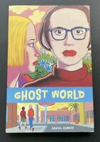 Ghost World - by Daniel Clowes - First Edition Hardcover - sweet Mint Condition