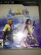 PS3 Final Fantasy X/X-2 HD Remaster Game |BRAND NEW SEALED Playstation 3