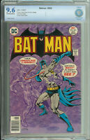 Batman # 283 CBCS 9.6 ow/wp