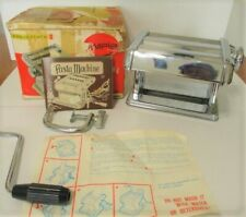 Ampia Brevettata Pasta Maker Machine Model 150 Vintage 70's