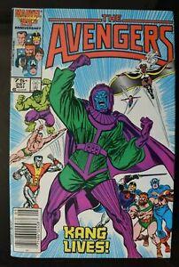 Avengers 267, First Council of Kangs, Kang the Conqueror, Disney  Newsstand
