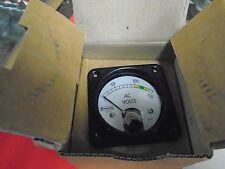 crompton ac volts meter military generator