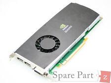 Originale DELL Precision nVIDIA Quadro FX3800 Scheda Grafica Video Card 1GB