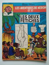 EO 1967(très bel état) - Néron 1 (les deux fétiches) - Marc Sleen - Erasme
