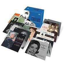 Maria Callas - The Studio Recitals (2014 Remastering) (NEW CD SET)