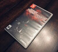 Deadly Premonition Origins Nintendo Switch (Case Only, NO GAME) Official