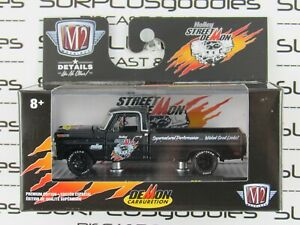M2 Machines 2020 O'Reilly's Exclusive 1969 FORD F100 F-100 RANGER Holley Demon