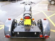 Kawasaki ZR1100 ~ Zephyr~ Road Legal Trike