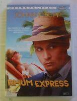 DVD RHUM EXPRESS - Johnny DEPP / Aaron ECKHART